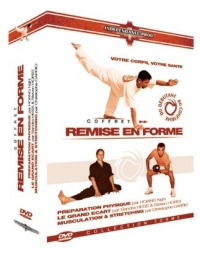 3 Fitness & Stretching DVDs Geschenk-Set