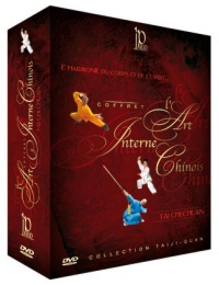 3 The Internal Chinese Art Tai Ji Quan DVDs Geschenk-Set
