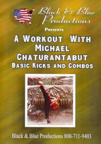 A Workout with Michael Chaturantabut - Basic Kicks and Combos von Mike Chat