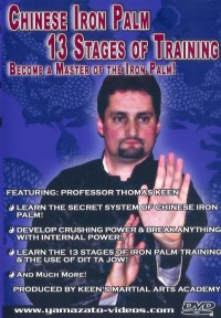 Chinese Iron Palm 13 Stages of Training von Thomas Keen