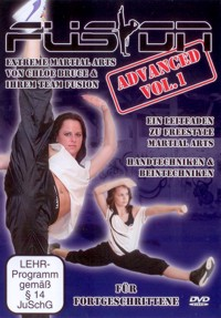 Extreme Martial Arts Advanced Vol.1 Hand- & Beintechniken von Chloe Bruce - 1