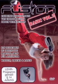 Extreme Martial Arts Basic Vol.2 Waffen, Tricks & Dance von Chloe Bruce - 1