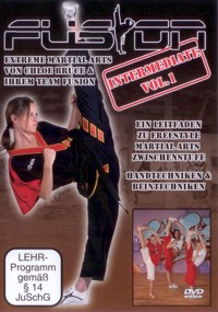 Extreme Martial Arts Intermediate Vol.1 Hand- & Beintechniken von Chloe Bruce - 1