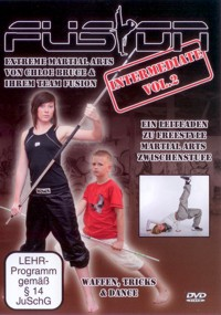 Extreme Martial Arts Intermediate Vol.2 Waffen, Tricks & Dance von Chloe Bruce - 1