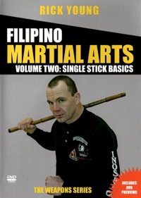 Filipino Martial Arts Vol.2 - Single Stick Basics
