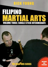 Filipino Martial Arts Vol.3 - Single Stick Intermediate