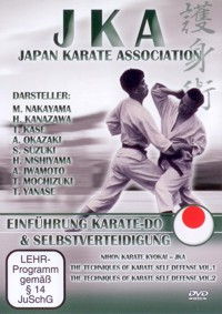 JKA Japan Karate Association Einführung Karate-Do & Selbstverteidigung