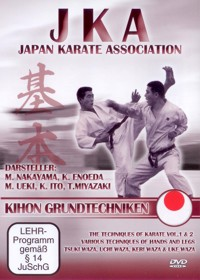 JKA Japan Karate Association Kihon Grundtechniken