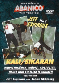 Kali / Sikaran - Jeff Espinous Vol.1