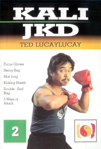 Kali Jeet Kune Do Vol.2 von Ted Lucaylucay