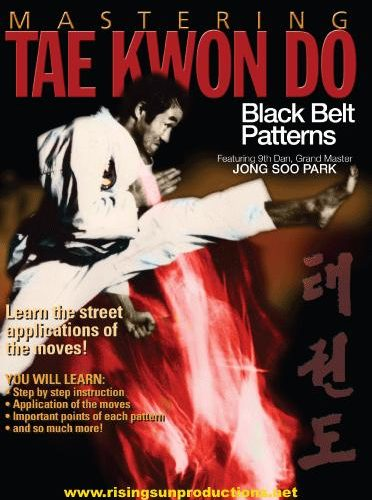 Mastering Tae Kwon Do Black Belt Patterns von Jong Soo Park