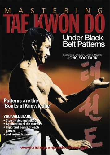 Mastering Tae Kwon Do Under Black Belt Patterns von Jong Soo Park
