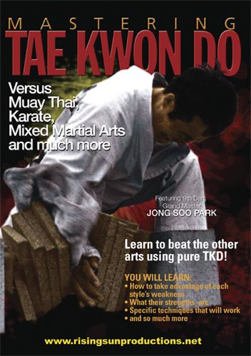 Mastering Tae Kwon Do Versus Muay Thai, Karate & Mixed Martial Arts von Jong Soo Park
