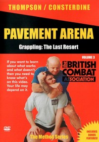 Pavement Arena Vol.3 - Grappling: The Last Resort