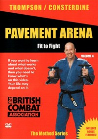 Pavement Arena Vol.4 - Fit to Fight
