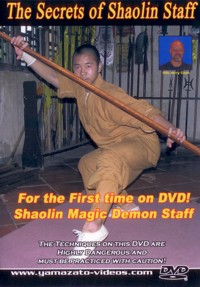 Shaolin Magic Wind Demon Staff Style von Jerry Cook