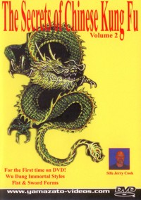 The Secrets of Chinese Kung Fu Vol.2 von Jerry Cook