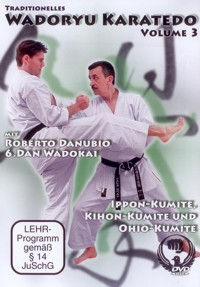 Traditionelles Wadoryu Karate-Do Vol.3 von Roberto Danubio