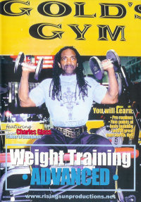 "Krafttraining - Weight Training ""Advanced"" von Charles Glass"