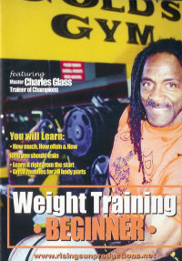 "Krafttraining - Weight Training ""Beginner"" von Charles Glass"