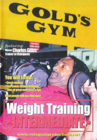 "Krafttraining - Weight Training ""Intermediate"" von Charles Glass"