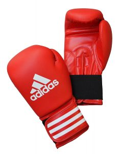 Boxhandschuhe PERFORMER Adidas rot